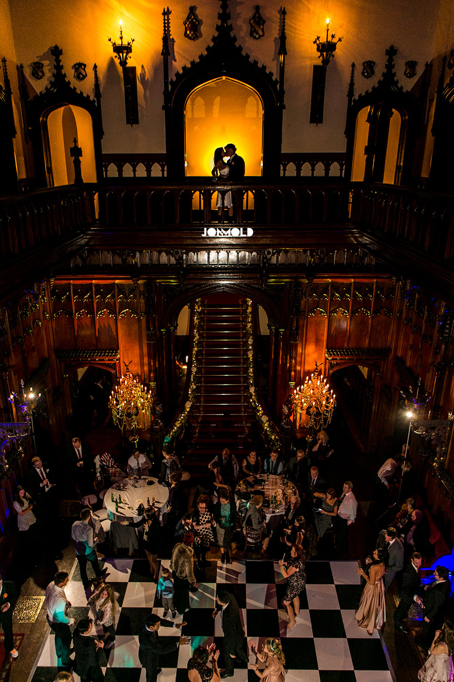 Allerton Castle Wedding