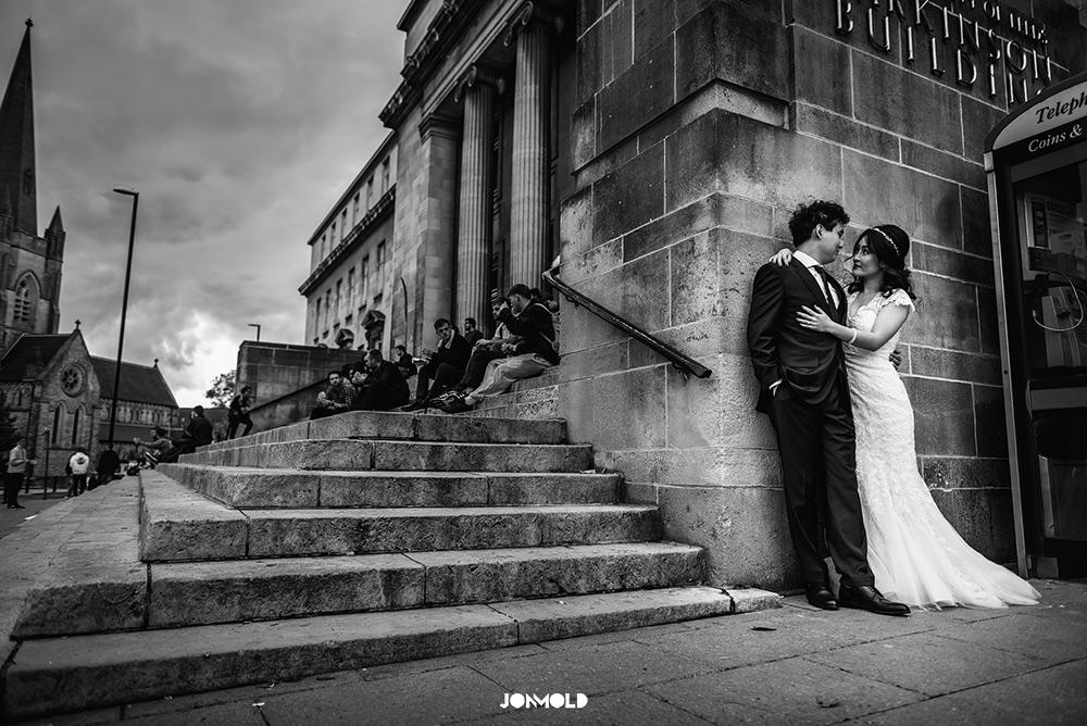 Leeds Wedding Photography Hilton Hotel