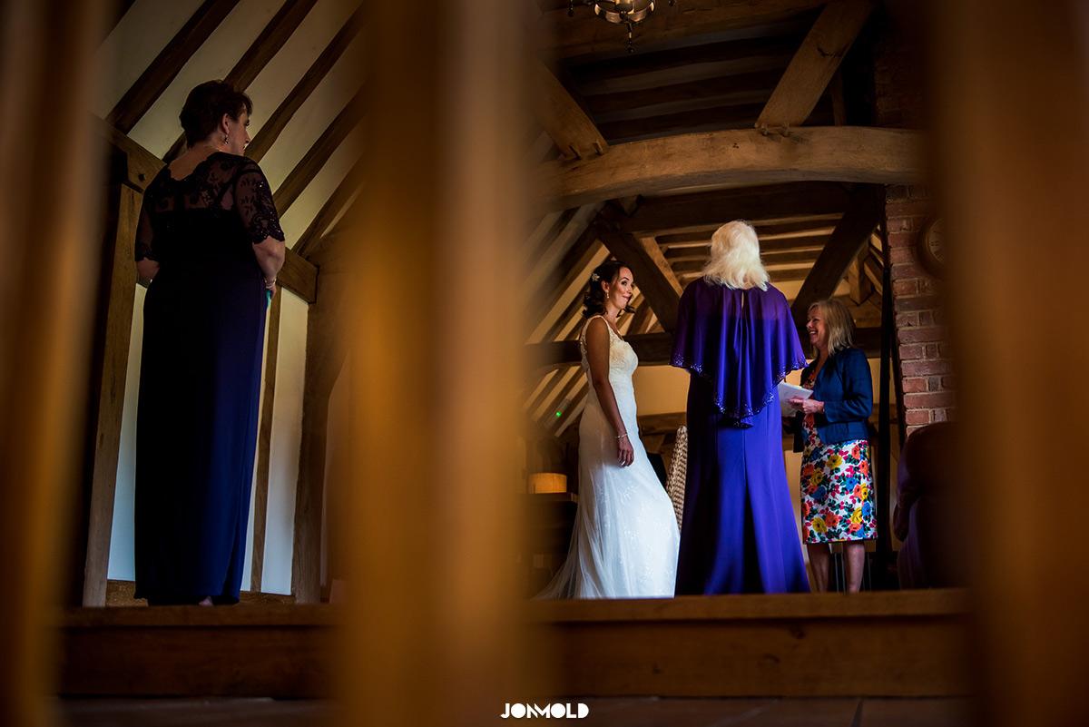 Cain Manor Bijou Wedding Photographer